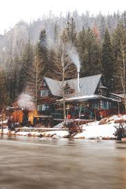 Winter House Best 25 Winter Cabin Ideas That You Will Like On Pinterest