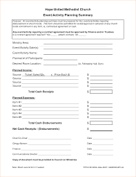 Event Planner Checklist Template 12 Event Planner Contract Academic Resume Template