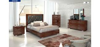 Lacquer Bedroom Set by Antonelli Brown Lacquer Bedroom Set By Signature Italy