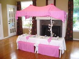 Princess Dog Bed With Canopy by Plans For Portable Children U0027s Princess Canopy Table