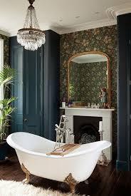 Luxury Bathrooms 15 Luxury Bathrooms With Astonishing Fireplaces