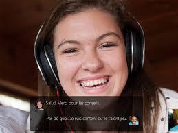 skype pour bureau windows skype translator commence à être intégré dans skype pour windows 7