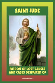 37 best st jude patron saintly liaison images on