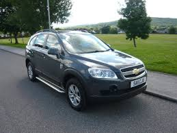 used chevrolet captiva manual for sale motors co uk