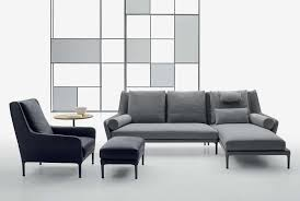 sofa édouard b u0026b italia design by antonio citterio new house