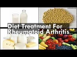 diet treatment for rheumatoid arthritis youtube