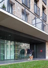 apartment building layout de halve maen a symmetrical u shaped apartment building in