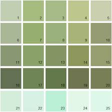 green paint swatches benjamin moore paint colors green palette 13 house paint colors