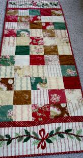281 best quilted bed runners images on pinterest bed runner
