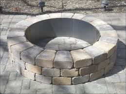 Wood Burning Kits At Lowes by Exteriors Amazing Wonderful Fire Pit Kit Stone Photograph
