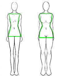 drawing female anime anime drawing female anatomy sketch coloring