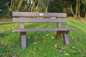 commemorative plaques recycled plastic furniture from tdp