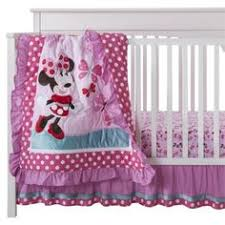 Crib Bedding Set Minnie Mouse Zspmed Of Minnie Mouse Crib Bedding Set About Remodel Small