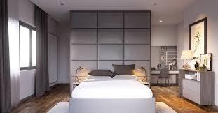 chambre sol gris couleur chambre design 42 espaces dominés par le gris