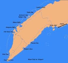 map of roatan honduras roatan end map roatan hondorus roatan