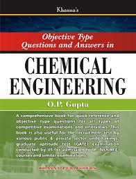 buy objective type questions and answers in chemical engineering