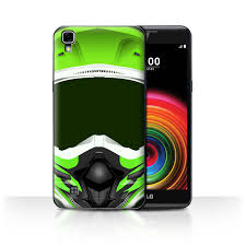 motocross helmets ebay stuff4 back case cover skin for lg x power k220 k450 motorcycle