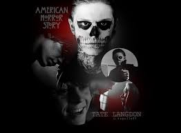 tate langdon american horror story by zombiie venom on deviantart