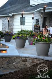 Inexpensive Patio Flooring Options by Patio Ideas Ideas For Outdoor Patios Inexpensive Decorating