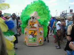 mardi gras indian costumes for sale nora in nola may 2011