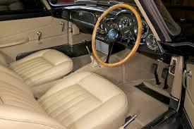 aston martin sedan interior 1960 aston martin db4 interior silverstone auctions