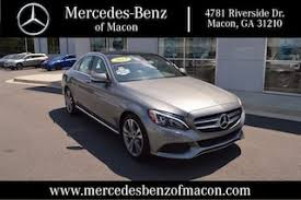 macon mercedes mercedes of macon vehicles for sale in macon ga 31210