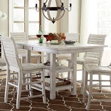 rectangle counter height dining table willow rectangular counter height table distressed white counter