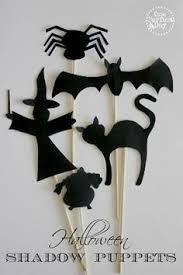 halloween deko selber machen kleine geister gruselzeug