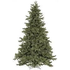 16 frasier fir artificial tree unlit 100