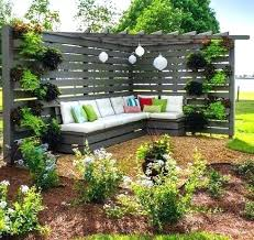 Small Backyard Privacy Ideas Small Backyard Privacy Solutions Ideas Inspiration For Small