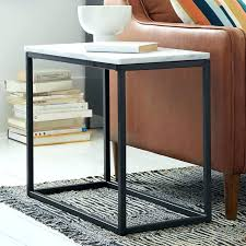 long narrow coffee table tall skinny side table skinny coffee table tall tall narrow console