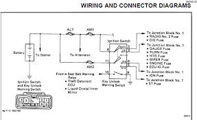 1994 lexus ls400 alternator wiring diagram lexus wiring diagram