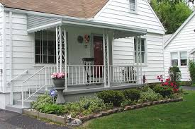 front porch enchanting designs of front porch awnings living