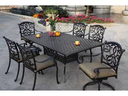 Darlee Patio by Darlee Outdoor Living Series 30 Cast Aluminum Antique Bronze 72 X