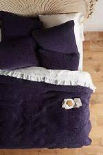Navy Blue Coverlet Queen Anthropologie Velvet Quilts Bedspreads U0026 Coverlets Ebay