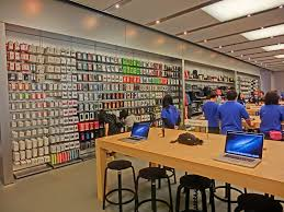 Shop In Shop Interior File Hk Cwb Hysan Place Mall Shop Apple Store Interior Products