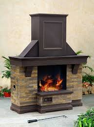 outdoor fireplace kits for outdoor place exterior burner kit metal