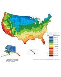 Gardening Zones Usa Map - oregon plant hardiness map for banonites it looks like 9b for