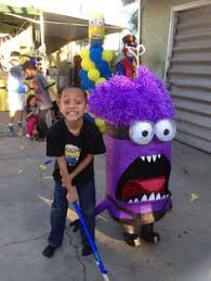 Purple Minion Halloween Costume Coolest Homemade Despicable Minion Costume Birthday Cakes