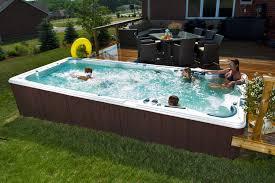 why a swim spa makes more sense than you thought johnson pool
