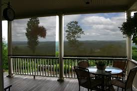 custom patio blinds and modern roll shades discount solar screens