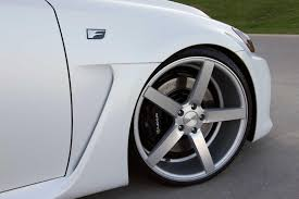lexus isf rims vossen wheels lexus is vossen cv3r
