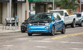 bmw i3 2017 bmw i3 in depth model review car and driver