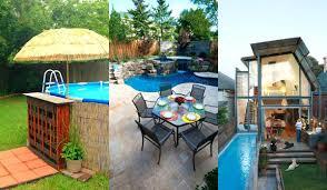 Inground Pool Ideas Images Of Small Backyard Swimming Pools Backyard Designs Swimming
