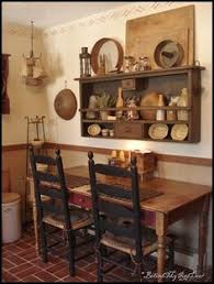 country kitchen wall decor ideas crocks firkins and vintage kitchen items such as canning jars