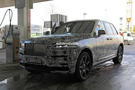 suv rolls royce rolls royce suv might be canceled due to design issues autoevolution