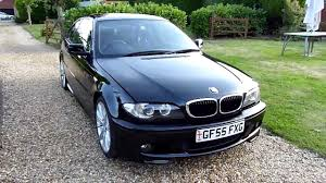 video review of 2005 bmw 320cd m sport coupe for sale sdsc