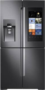 Samsung French Door Refrigerator Cu Ft - samsung family hub 27 9 cu ft 4 door flex smart french door