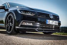 new volkswagen sedan abt has 7 power kits for the new vw passat sedan and wagon