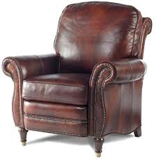 Black Rocking Recliner Traditional Style Leather Recliners Traditional Leather Furniture
